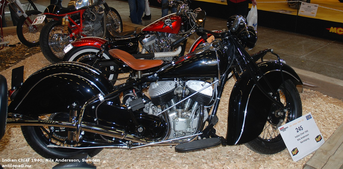 Indian Chief 19401