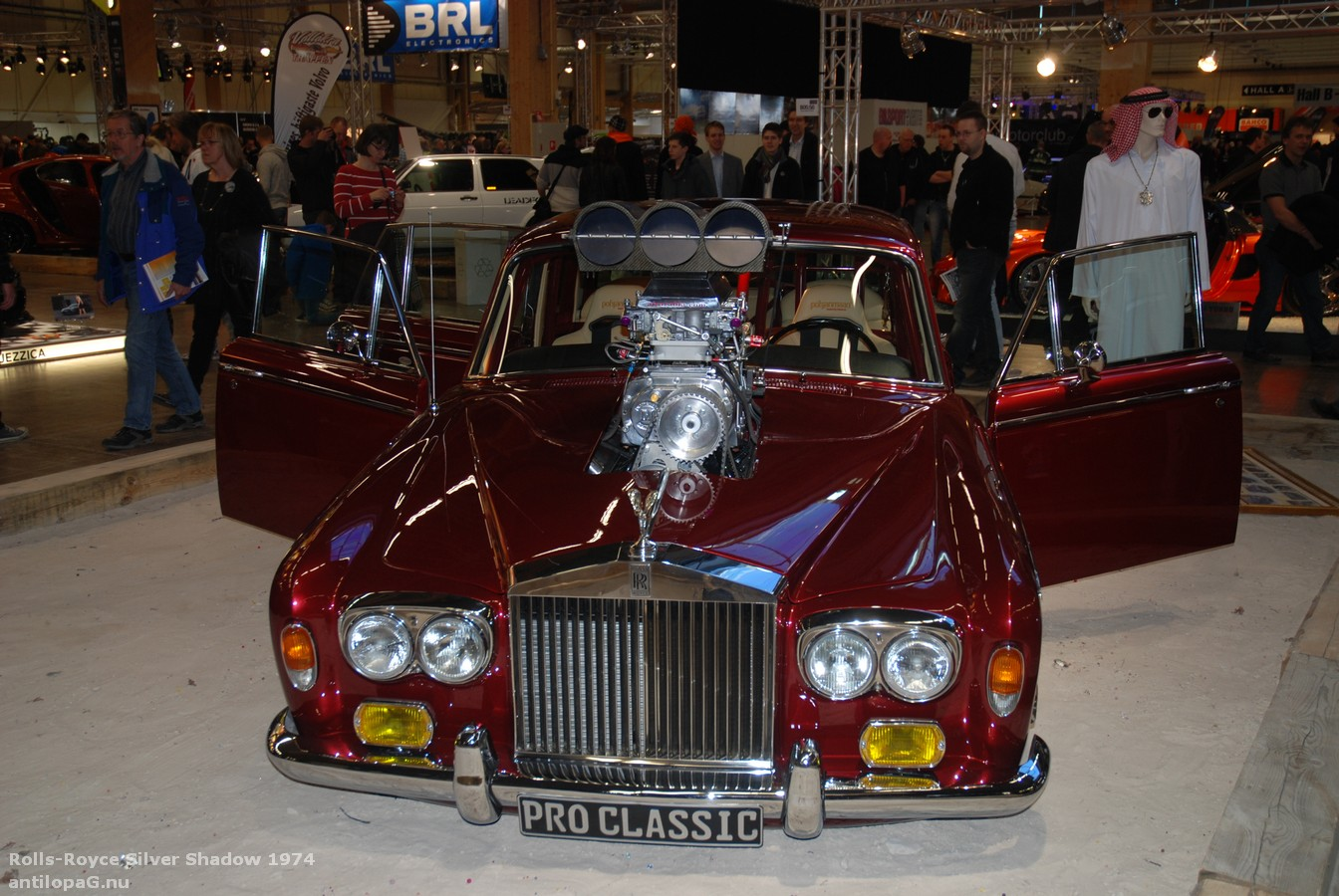 Rolls-Royce Silver Shadow 1974