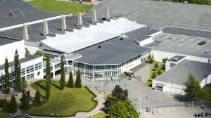 выставочный комплекс Elmia